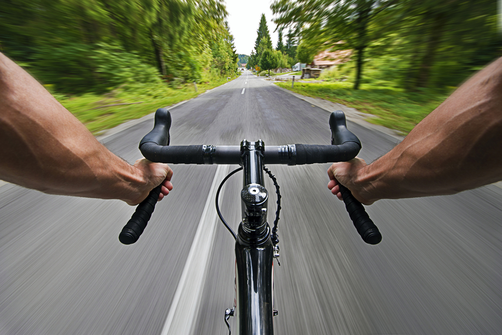 Biking active summer exercise fitness myth debunked cycling