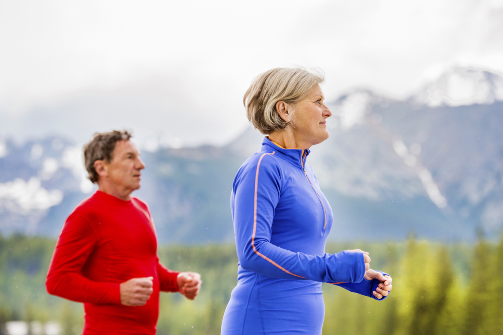 running as you age senior fitness active healthy lifestyle